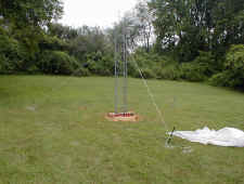 Picture of Guyed Tower Base