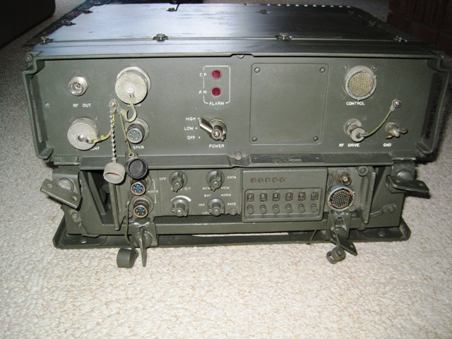 picture of VRC-176 vehicular radio
